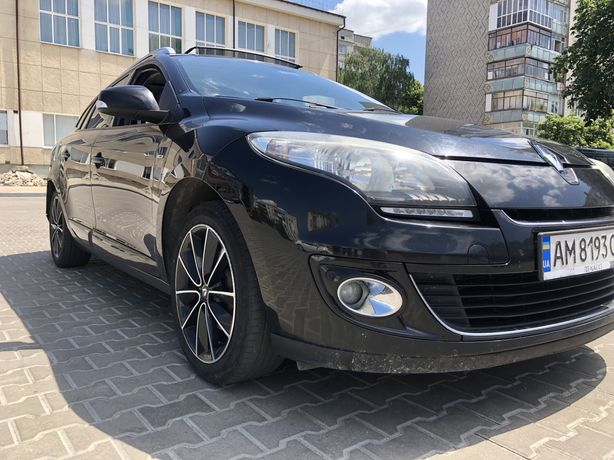 Прода Renault megane 3