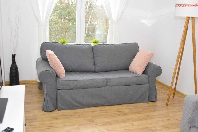 Sofa rozkładana 2- os. EVERTSBERG IKEA stan b. dobry WARTO !! 140x200