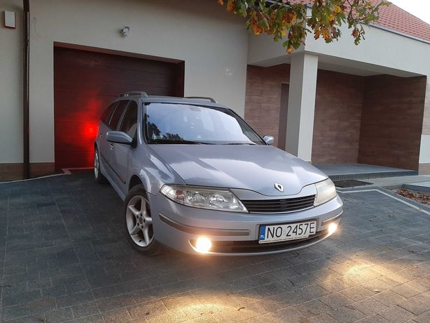 Renault laguna 2 1,9dci 120KM 2002r