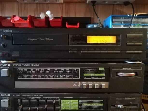 odtwarzacz cd Fonica CD 0350R