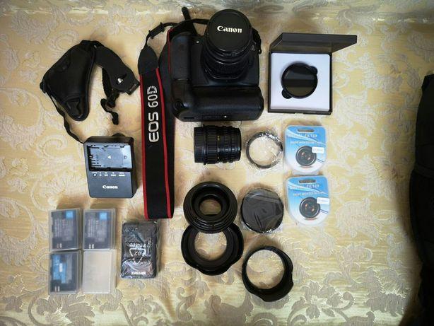 Продам Canon 60D