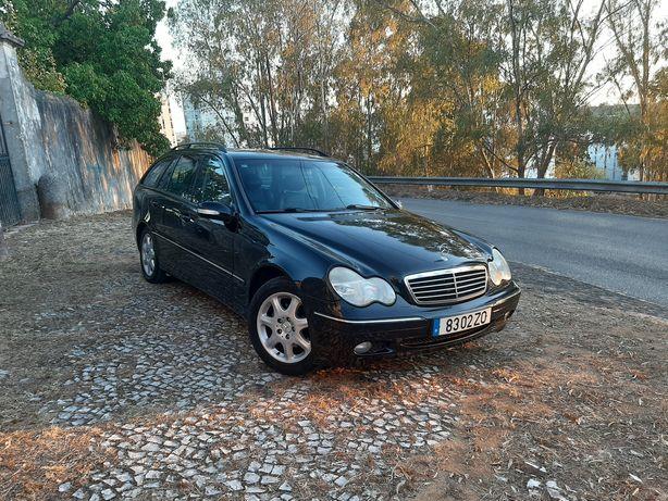 Mercedes C220 CDI Station