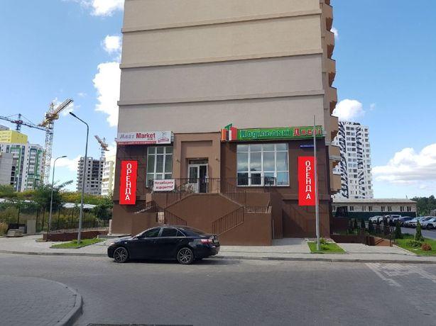 Фасадное помещение 130 м2, по ул. Киевской, г. Бровары