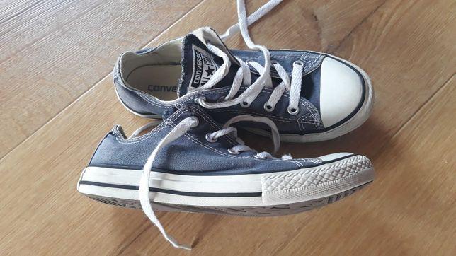 Converse All star jeansowe trampki rozm.34