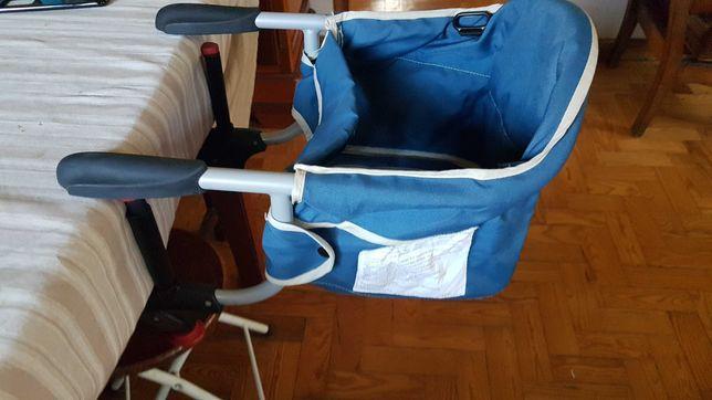 Cadeira papa para mesa Chicco