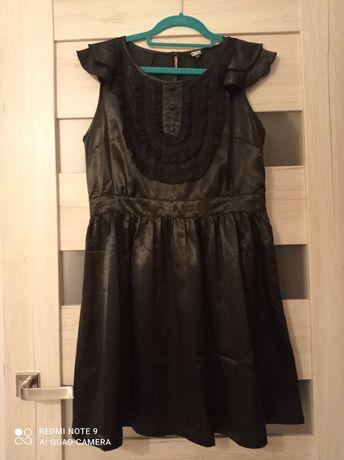 Sukienka ASOS czarna rozmiar M