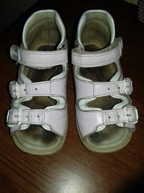 Ортопедические босоножки сандали (26 р., 16,5см)