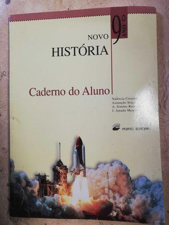 História 9° ano - Caderno do aluno