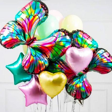 Гелеевые шары , воздушные шары , декор