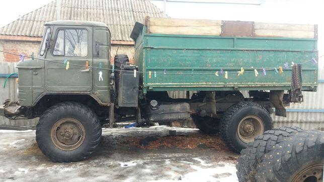 Продам ГАЗ66 в хорошем состоянии