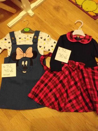 Sukienki  dla dziewczynki  92, 98