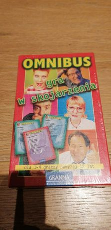 Granna Omnibus gra w skojarzenia