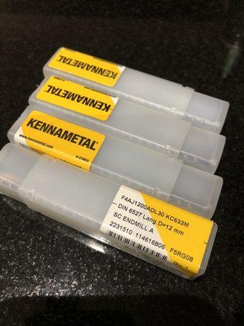 KENNAMETAL 12 mm . Nowy frez węglików