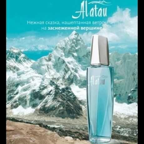 Парфюмерная вода для женщин alatau от faberlic