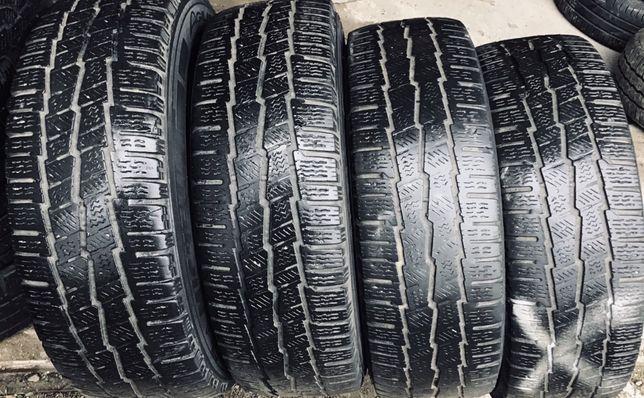 Michelin 215/65r16c 4шт зима резина шины б/у склад