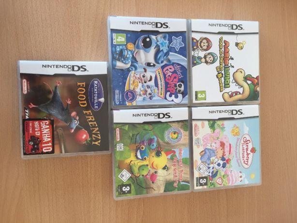 Jogos para Nintendo DS Lite