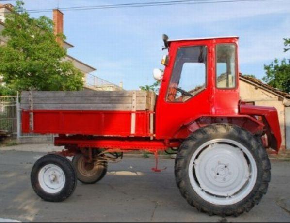 Услуги трактором