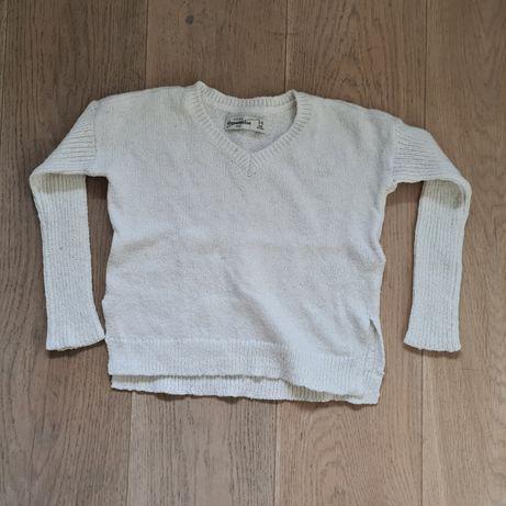 Sweterek abercrombie kids 5/6 lat