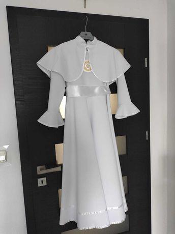 Alba, sukienka komunijna, pierwsza komunia wianek komunijny.