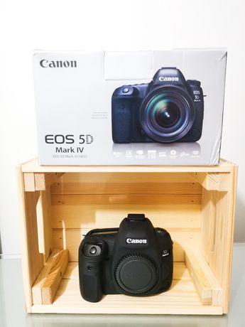 Canon 5D Mark 4 corpo