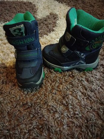 Термо ботинки,Томм
