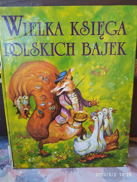 Wielka Księga Polskich Bajek