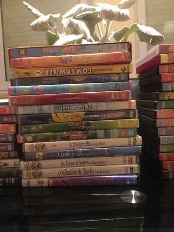 Filmes Infantis (Varios Titulos Originais)