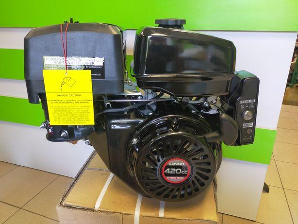 Silnik loncin g420cc 15km rozrusznik elektryczny