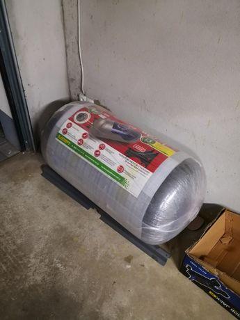 Wymiennik Bojler Baniak 120 litrów Elektromet NOWY!