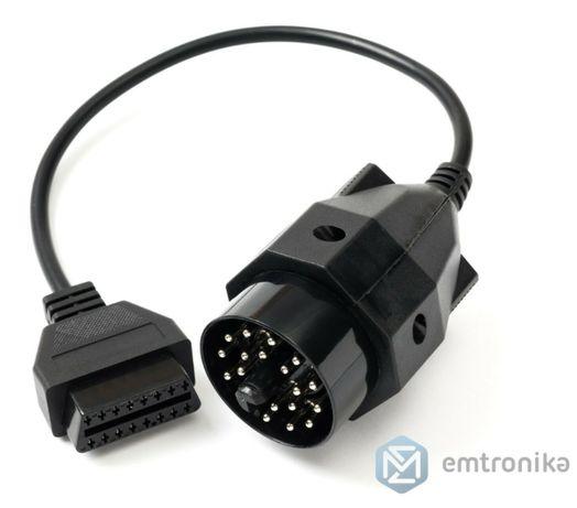 1 x 20 Pin to OBD2 16 Pin Connector de 20 pinos especifico para BMW