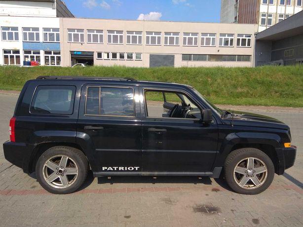 Jeep Patriot 2.4 benzyna +gaz LPG 2007 4x4 automat 170 KM klima właści