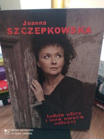 Ludzie ulicy i inne owoce miłości - Joanna Szczepkowska