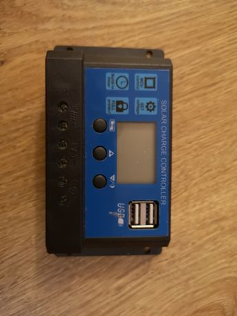 Kontroler solarny panel słoneczny