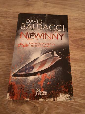 Książka Niewinny David Baldacci