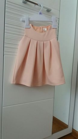 Sukienka dla dziewczynki 68 F&F