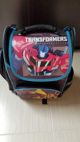 Plecak tornister Transformers