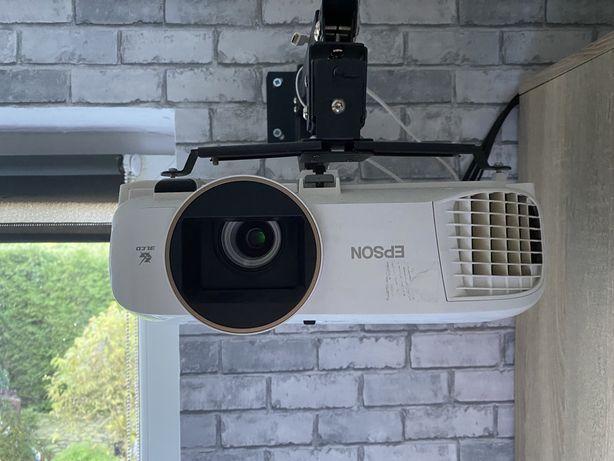 Projektor  epson eh-tw5650 + ekran+ kino domowe samsung + okulary3D