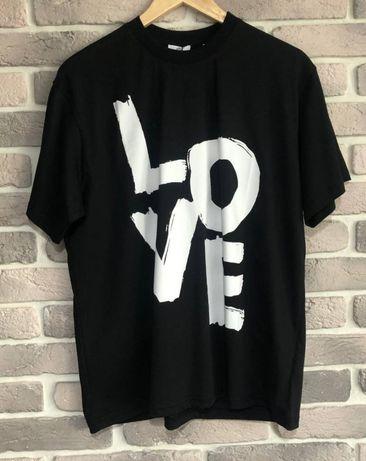 -50% Burberry love футболка оригинал 50р.