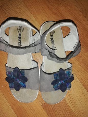 Sandałki i adidasy