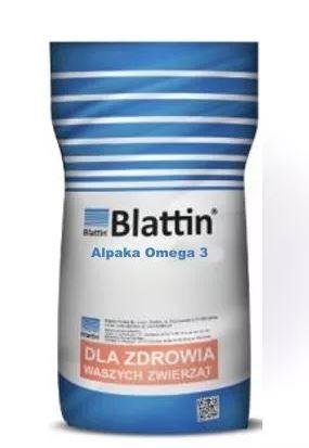 Blattina ALPAKA Omega - pasza dla alpak 20 kg