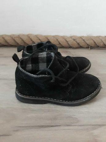 Sprzedam buty czarne firmy Primark rozmiar 25/26