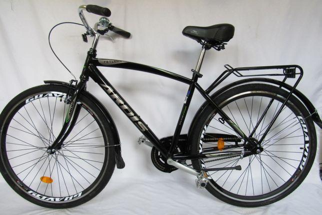 Гетьман Р28 качественный дорожный велосипед Дорожник Люкс