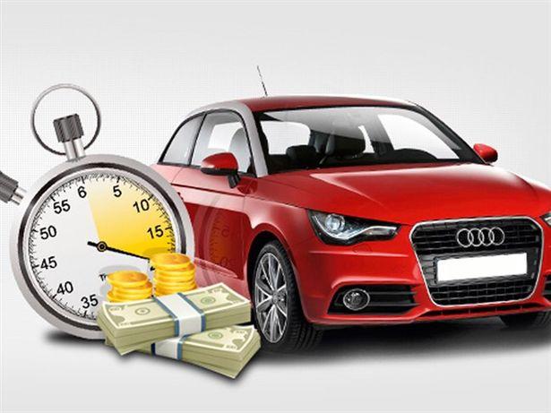 Кредит под залог авто с правом вождения.
