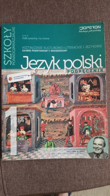 Podręczniki język polski