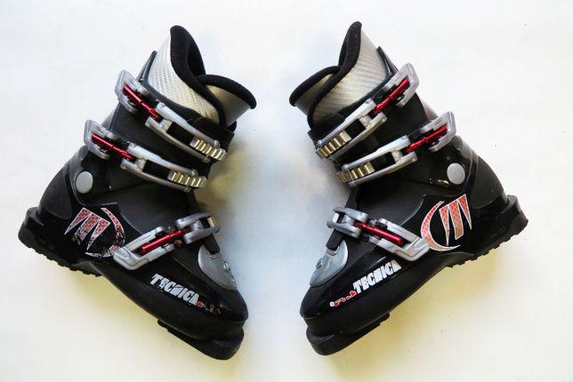 SUPER CENA Buty narciarskie TECNICA 20,5 32,0 dziecięce używane