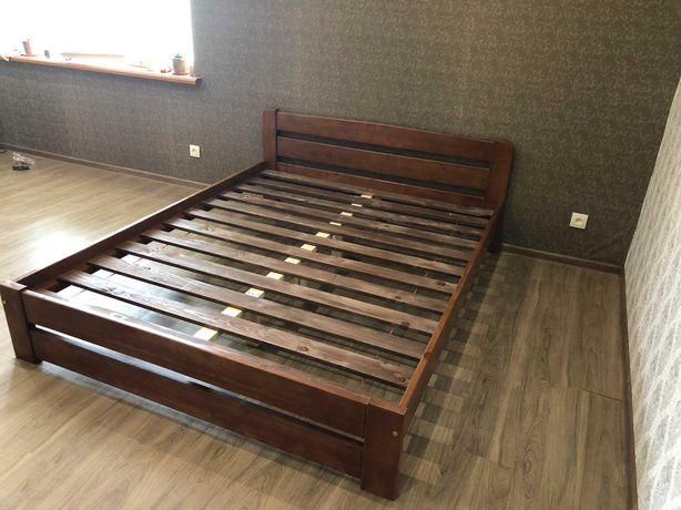 140*200 см деревянная эко кровать