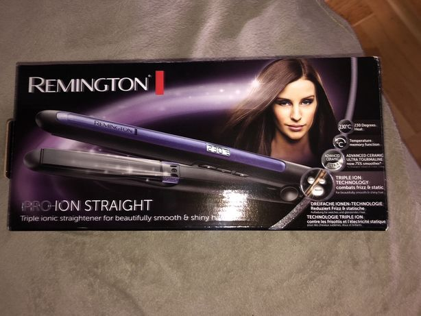 Prostownica Remington turmalinowa Pro Iron straight S7710