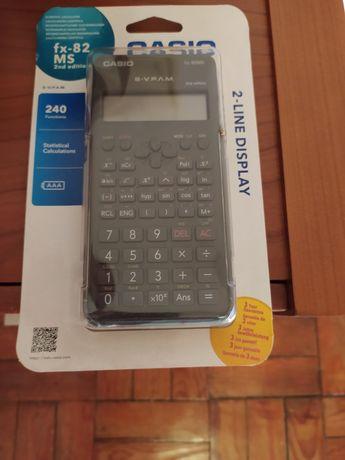 Vendo calculadora científica Casio NOVA por abrir