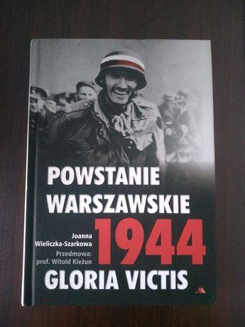 Książka powstanie warszawskie
