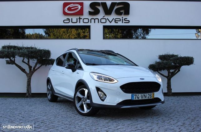 Ford Fiesta 1.0 EcoBoost Active+
